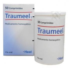 HEEL TRAUMEEL S ANTIINFLAMATORIO 50 COMPRIMIDOS