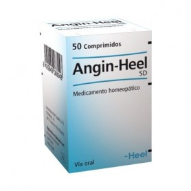 HEEL ANGIN HEEL FARINGITIS 50 COMPRIMIDOS