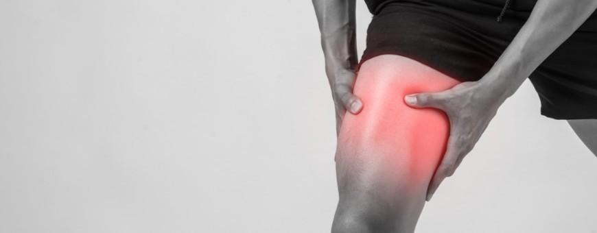 Tratamiento del dolor e inflamación de músculos y articulaciones